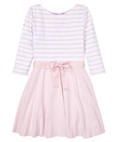 Mädchen Jerseykleid