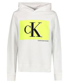 """Jungen Sweatshirt """"Monogram Contrast Hoodie"""""""
