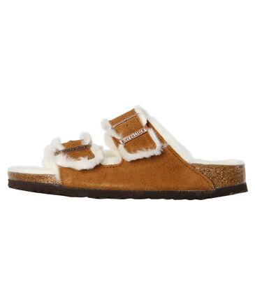 "Birkenstock - Damen Sandalen ""Arizona Lammfell"""
