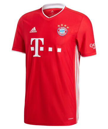 "adidas Performance - Kinder Fußballtrikot ""FC Bayern Home Saison 2020/2021"" Replica"