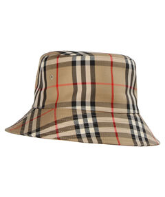 "Damen Hut ""Heavy Cotton Check 2 Panel Bucket Hat"""
