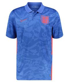 "Herren Fußballtrikot ""England Stadium Away EM 2020"" Kurzarm"