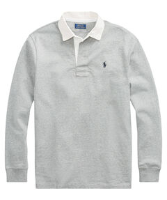 Herren Poloshirt Langarm