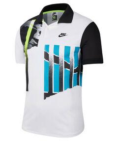 "Herren Tennis Poloshirt ""Court Advantage"""