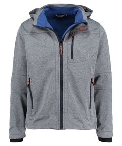 "Herren Softshelljacke ""Man Jacket Zip Hood"""