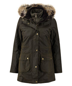 "Damen Parka ""Dartford Wax"""