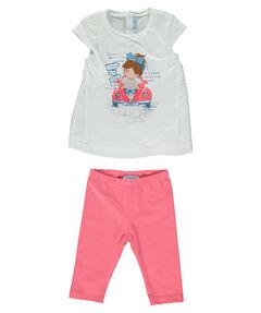 Mädchen Baby Set Leggings und T-Shirt