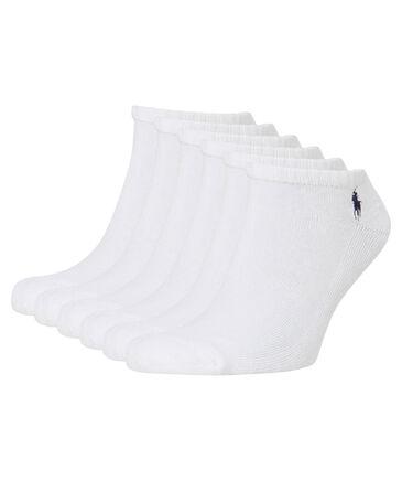 Polo Ralph Lauren - Herren Sneakersocken 6er-Pack