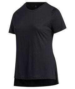 "Damen Trainingsshirt ""Go To Tee"" - Plus Size"