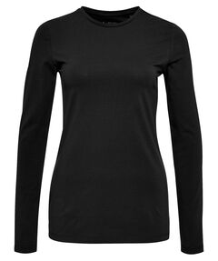 "Damen Shirt ""Daily I"" Langarm"