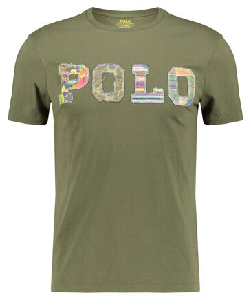 Polo Ralph Lauren - Herren T-Shirt Slim Fit Kurzarm
