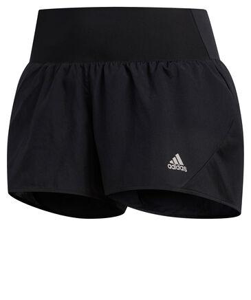 "adidas Performance - Damen Laufsport Shorts ""Run It 3-Streifen"""