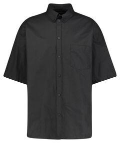 "Herren Hemd ""Oversized Logo Back Shirt"" Kurzarm"