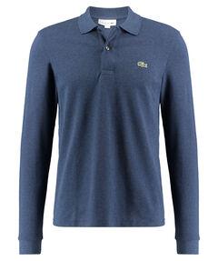Herren Poloshirt Classic Fit Langarm
