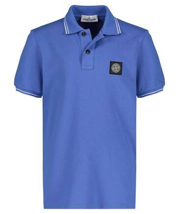 """Stone Island Junior - Jungen Poloshirt """"Piqué"""""""
