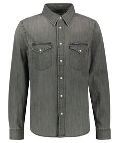 "Herren Jeanshemd ""Modern Western Shirt"" Langarm"