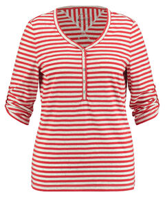 Damen Shirt 3/4-Arm - Plus Size