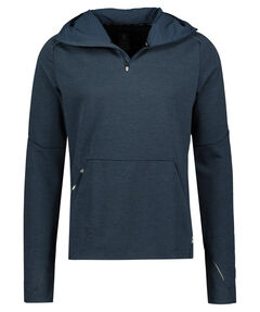 Herren Laufsport Sweatshirt mit Kapuze