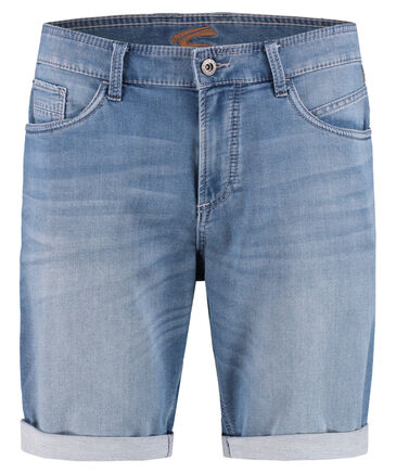 "camel active - Herren Jeans-Bermudas ""Madison"" Regular Fit"