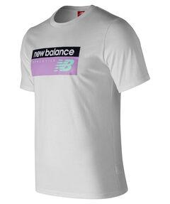 "Herren T-Shirt ""NB Athletics Banner"""