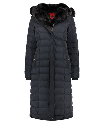 "Wellensteyn - Damen Parka ""Santorin Super Long"""