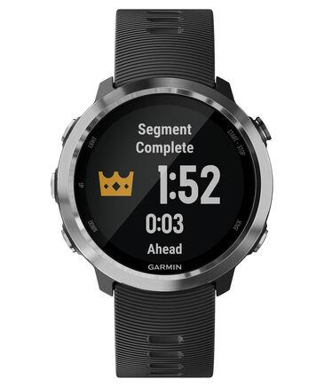 """Garmin - GPS-Laufuhr """"Forerunner 645"""" schwarzes Armband"""