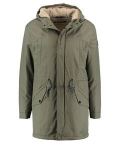 Herren Parka Regular Fit