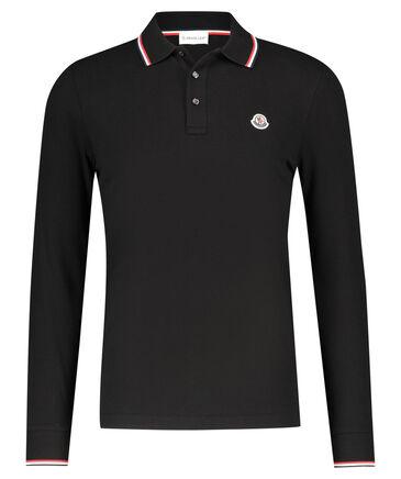 Moncler - Damen Poloshirt Langarm