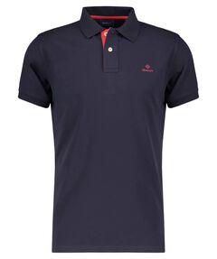 "Herren Poloshirt ""Contrast Collar"" Kurzarm"