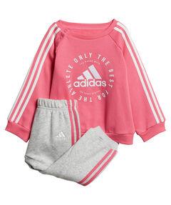 """Mädchen Baby Jogginganzug """"Fleece 3-Streifen"""""""