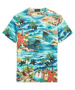 Herren T-Shirt Custom Slim Fit