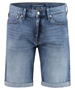 Herren Jeansbermudas Slim Fit