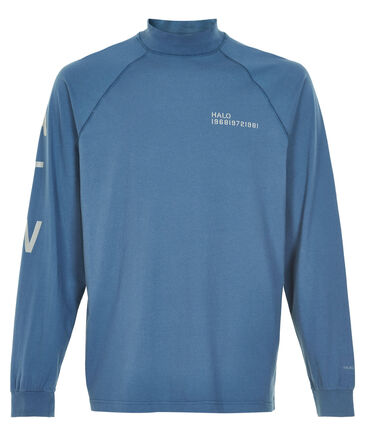 "Halo - Herren Trainingsshirt ""Halo Logo Shirt"" Langarm"