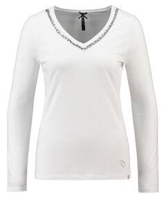 "Damen Shirt ""WLS Maya V-Neck"" Langarm"