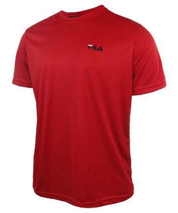 "Fila - Herren Tennisshirt ""Logo Small"""
