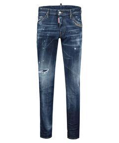 "Herren Jeans ""Cool Guy Dark Blue Denim"" Skinny Fit"