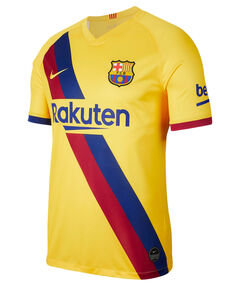 "Herren Fußballtrikot ""Breathe FC Barcelona Stadium Away"" Kurzarm - Replica"