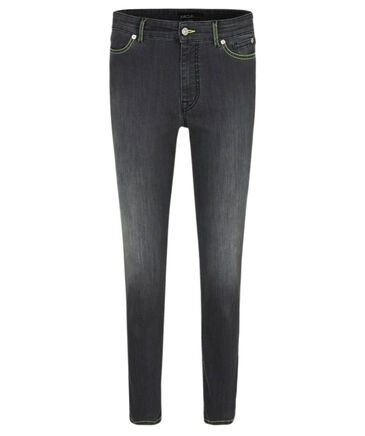 Marc Cain - Damen Jeans Slim Fit verkürzt