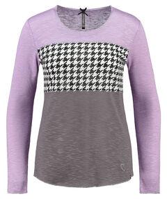 """Damen Shirt """"WLS Egg Round"""" Langarm"""