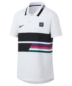 """Jungen Tennis-Poloshirt """"RF Court Advantage"""""""