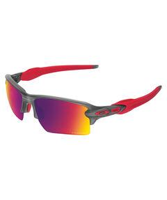 Sportbrille / Sonnenbrille Flak 2.0 XL matte grey smoke / prizm road
