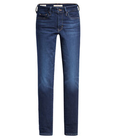 "Damen Jeans ""712 Slim London Indigo"" Slim Fit"