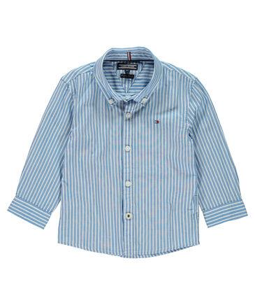 Tommy Hilfiger - Jungen Baby Hemd Langarm
