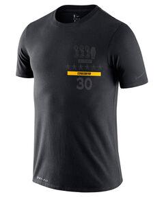 "Herren Basketball-Shirt ""Dri-FIT MVP"" Stephen Curry Kurzarm"