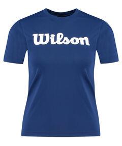 Kinder Tennis Shirt Kurzarm