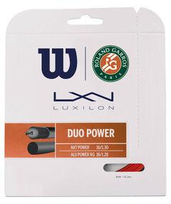 """Tennissaitenset """"Duo Power Roland Garros"""" 12,2 m"""