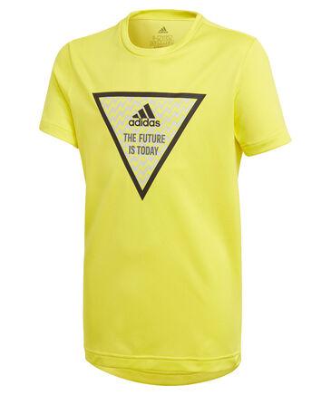 adidas Performance - Jungen Kinder Trainingsshirt Kurzarm