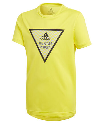 adidas Performance - Jungen Kinder Trainingsshirt Kurzarm