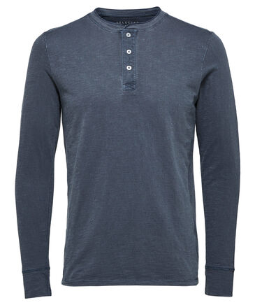 Selected Homme - Herren Shirt Langarm