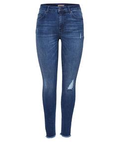 "Damen Jeans ""Blush Mid Ankle Raw"" Skinny Fit"